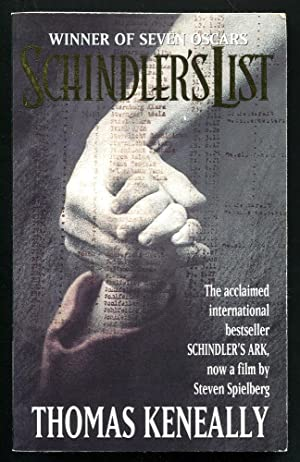 SCHINDLER'S LIST (originally published as Schindler's Ark): Keneally, Thomas