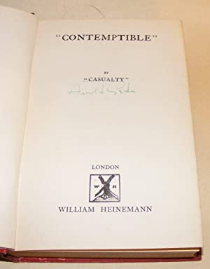 Contemptible, by Casualty