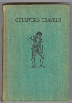 GULLIVER'S TRAVELS: Swift, Dean [Jonathan]