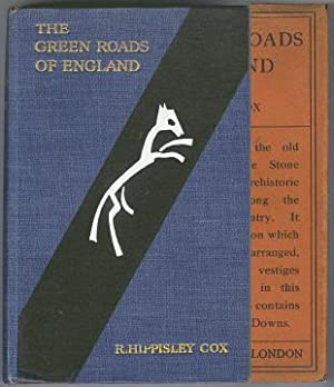 THE GREEN ROADS OF ENGLAND: Cox, R. Hippisley