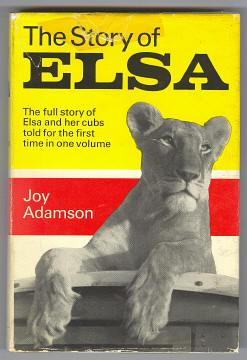 THE STORY OF ELSA: Adamson, Joy