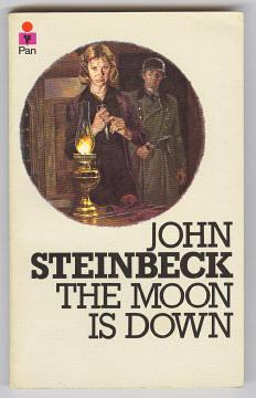 an analysis of the effects of war in the moon is down by john steinbeck John steinbeck biography - an war ii, steinbeck served as a war correspondent and also wrote about norway under the nazi regime in his book, the moon is down.