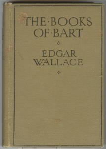 THE BOOKS OF BART: Wallace, Edgar