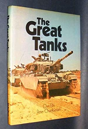 THE GREAT TANKS: Ellis, Chris and