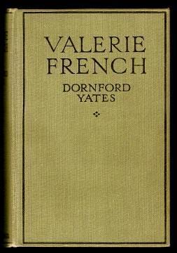 VALERIE FRENCH: Yates, Dornford