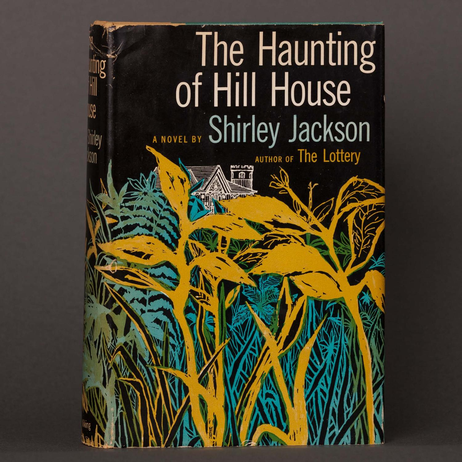 changing lives in shirley jacksons story haunting of hill house