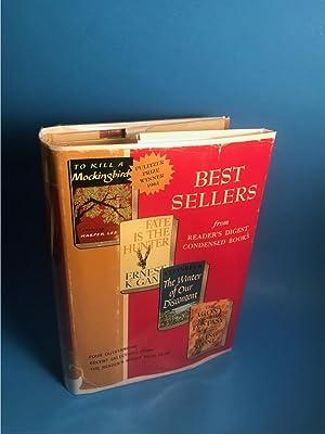 BEST SELLERS FROM READERS DIGEST CONDENSED BOOKS: Lee, Harper, Steinbeck,