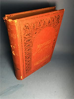 MERCEDES OF CASTILE; OR, THE VOYAGE TO: Cooper, J. Fenimore