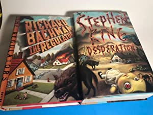 DESPERATION AND THE REGULATORS Two Books: King, Stephen/ Richard