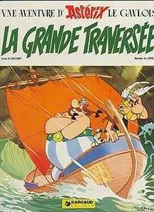 La Grande traversée: Goscinny