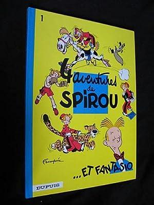 4 Aventures de Spirou. et Fantasio: Franquin