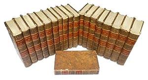 Oeuvres complètes de Condillac (20 volumes): Condillac Abbé de