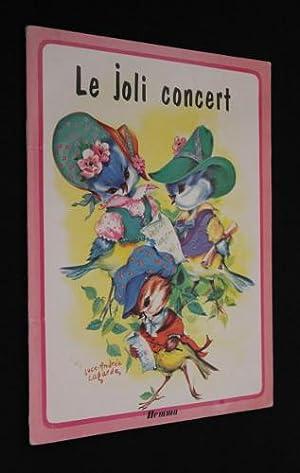 Le joli concert: Lagarde Luce-Andrée