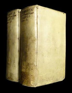 Epistolarum libri XVI, Ad familiares ut vulgo: Ciceronis Tullii