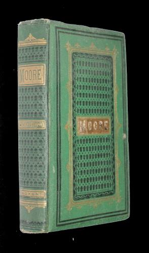 The poetical works of Thomas Moore: Rossetti William Michael