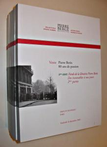 Pierre Béres 80 ans de passion, 2°,: Buffetaud Eric, Bergé
