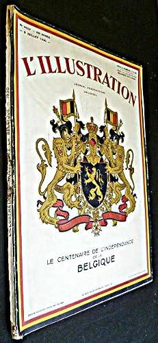 L'illustration, le centenaire de l'indépendance de la: Collectif,Sorbets Gaston