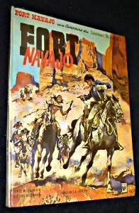 Fort Navajo. Une aventure du Lieutenant Blueberry: Charlier Jean Michel, Giraud Jean (Moebius)