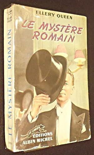 Le Mystère romain (The Roman Hat Mystery): Queen Ellery