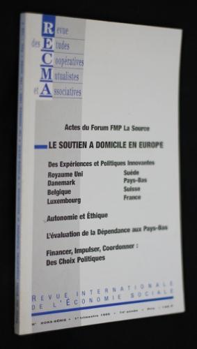Revue des Etudes Coopà ratives Mutualistes et: Collectif