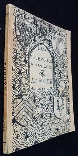 Eur barrezig a Vro-Leon Lanber: Dujardin Louis
