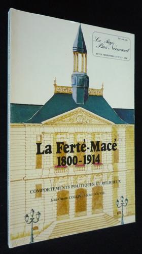 Le Pays Bas-Normand (n°190-191). La Fertà -MacÃ: Collin Jean-Claude,Louvel Michel