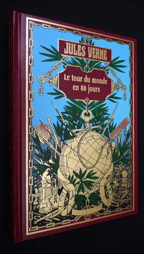Bibliothèque Jules Verne (50 volumes et 50 fascicules): Verne Jules