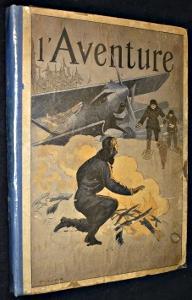 L'Aventure. Premià re reliure à diteur (n°1: Conan Doyle Arthur,Collectif,Simenon