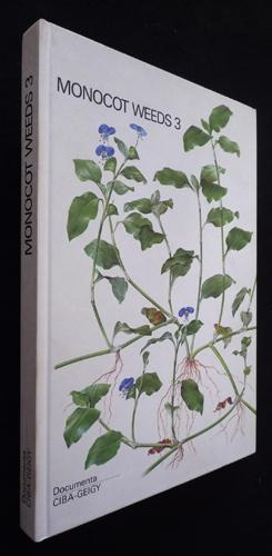 Monocot Weeds 3: Collectif,Häfliger Ernst