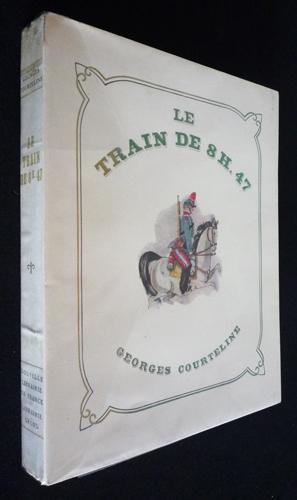 Le Train de 8 H. 47. Scènes: Courteline Georges