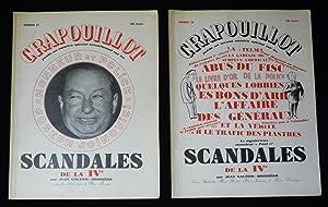 Le Crapouillot (numéros 27 et 28, 1954: Collectif