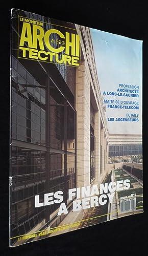 AMC Le Moniteur Architecture (n°5, octobre 1989): Collectif