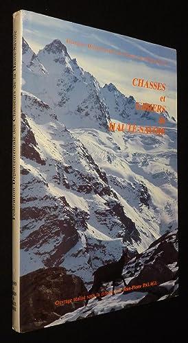 Chasses et gibiers de Haute-Savoie: Collectif, Palagi Jean-Pierre