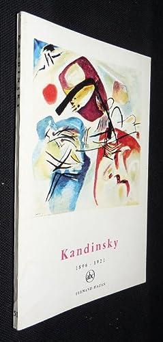 Kandinski 1896-1921: Volboudt Pierre