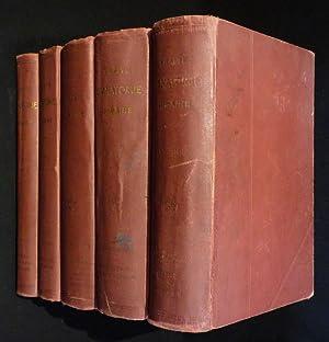 Traité d'anatomie humaine (5 volumes): Testut L.,Latarjet A.