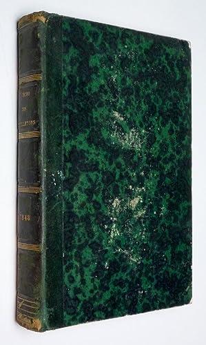 L'Echo des feuilletons : recueil de nouvelles,: Dufour,Mulat