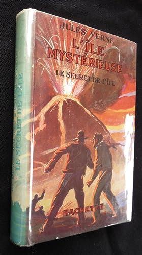 L'île mystà rieuse (3e partie), Le secret: Verne Jules