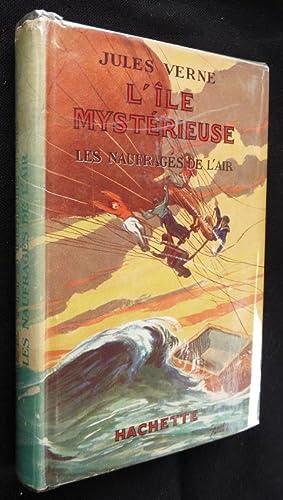 L'île mystà rieuse (1à re partie), les: Verne Jules