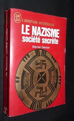 Le nazisme socià tà secrà te: Gerson Werner