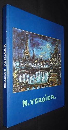 Maurice Verdier, peintre: Anonyme