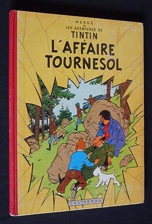 L'Affaire Tournesol (Les Aventures de Tintin -: Hergé