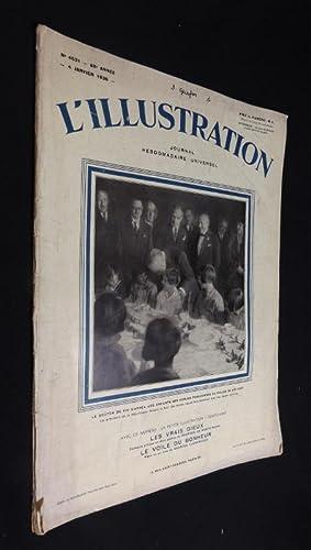 L'illustration. (4 janvier 1930 - n°4531): Collectif