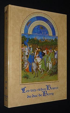 Les très riches Heures du duc de: Longnon Jean,Cazelles Raymond