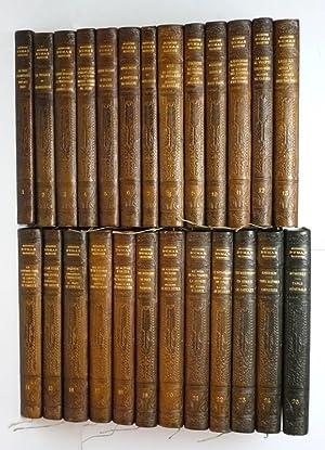 Alexandre Dumas illustrà (complet en 25 volumes): Dumas Alexandre