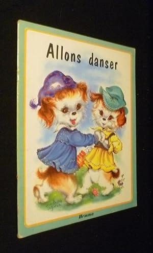 Allons danser: Lagarde Luce-Andrée