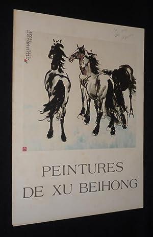 Peintures de Xu Beihong (12 planches): Xu Beihong