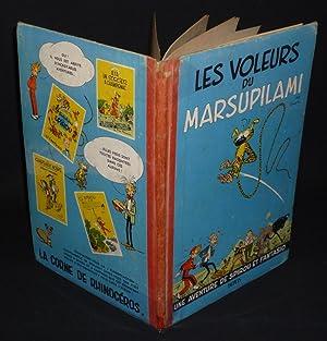 Spirou et Fantasio, T5 : Les Voleurs: Franquin