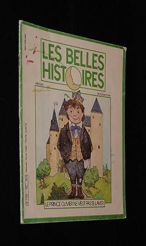Les Belles histoires (n°161, février 1986) : Hellmann-Hurpoil Odile