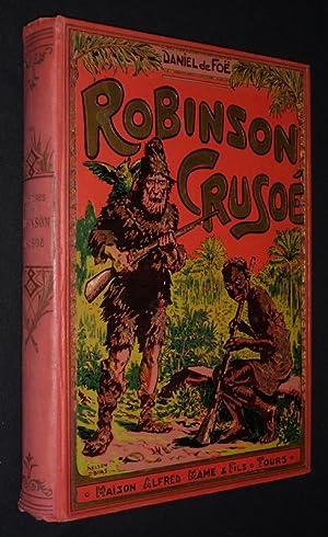 Aventures de Robinson Crusoé: Defoe Daniel