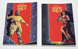 She (Tomes 1 et 2): Haggard Henry Rider
